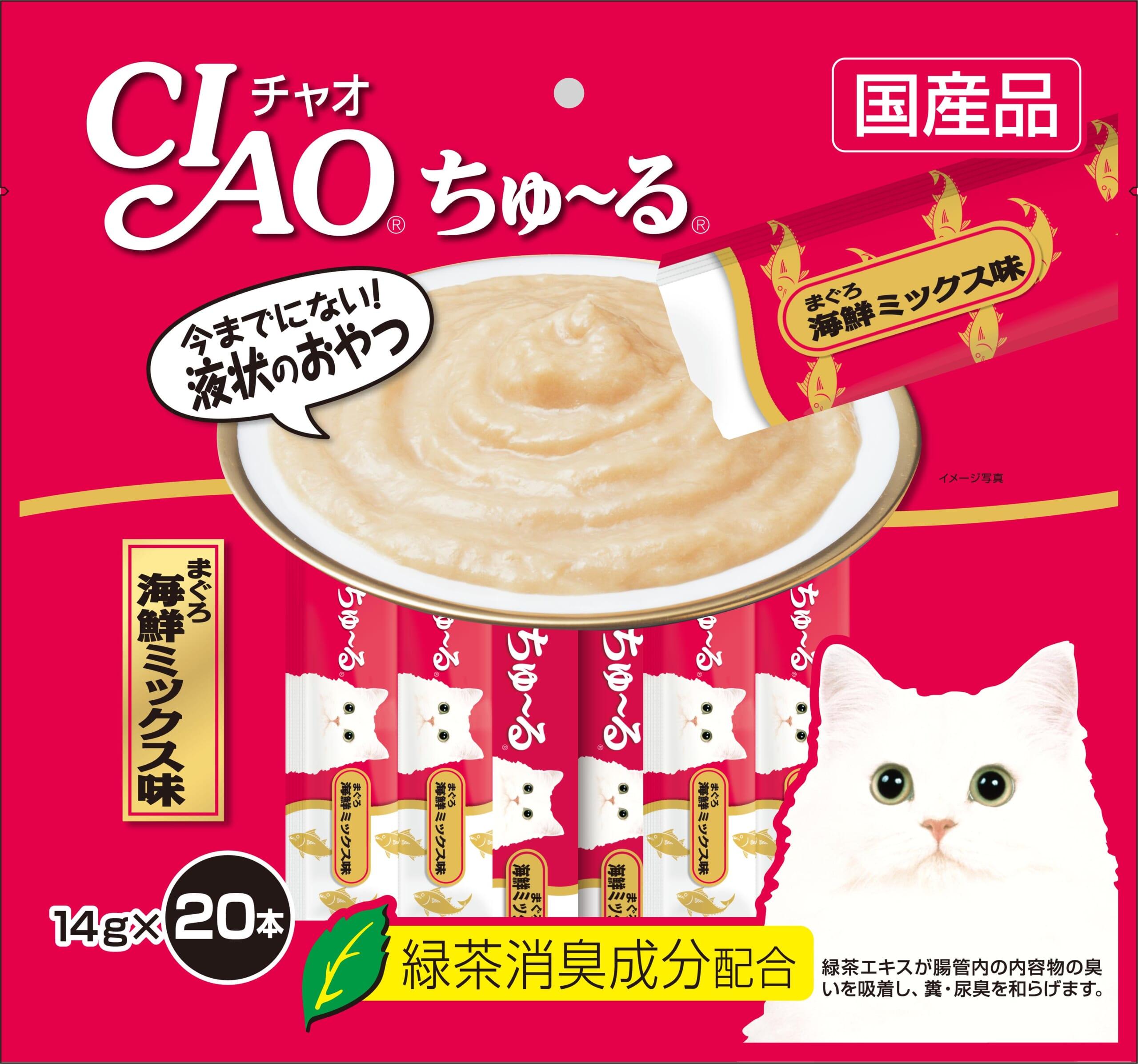 (CIAO)ちゅ〜る